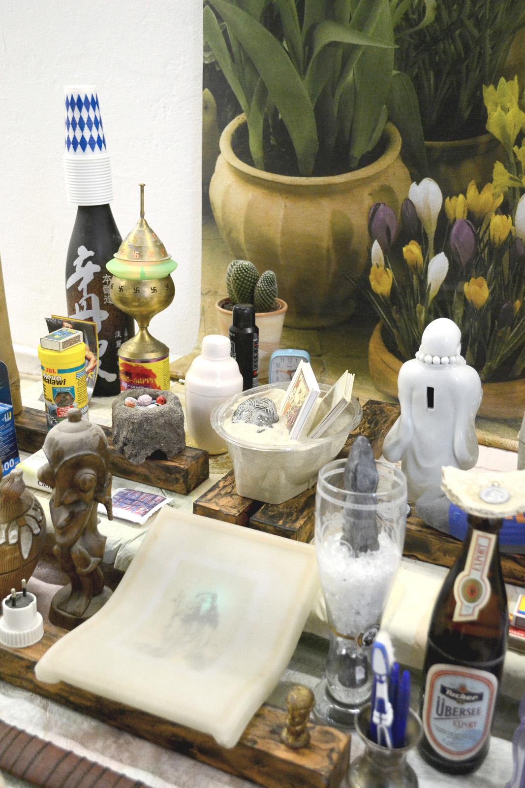 Michel Aniol Kunst Berlin Art Artist Objects and Vessels of Utility