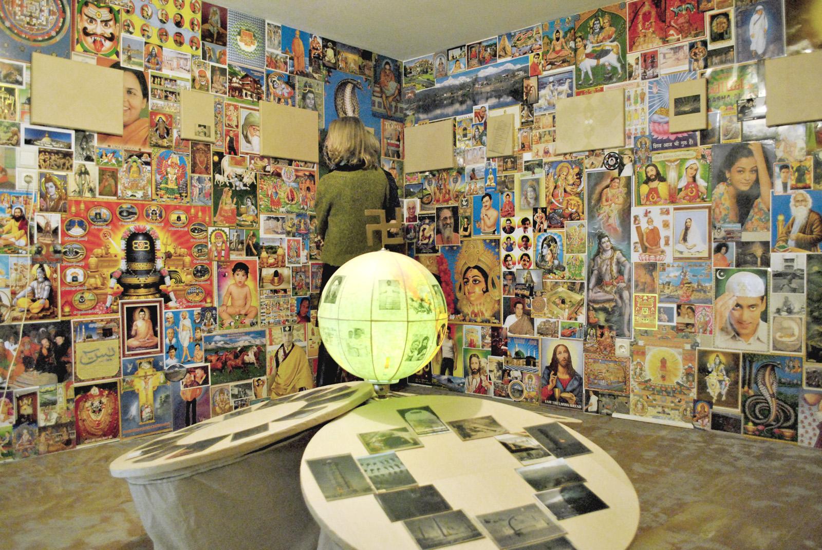 Michel Aniol Art Kunst Berlin Installation Overland Underground