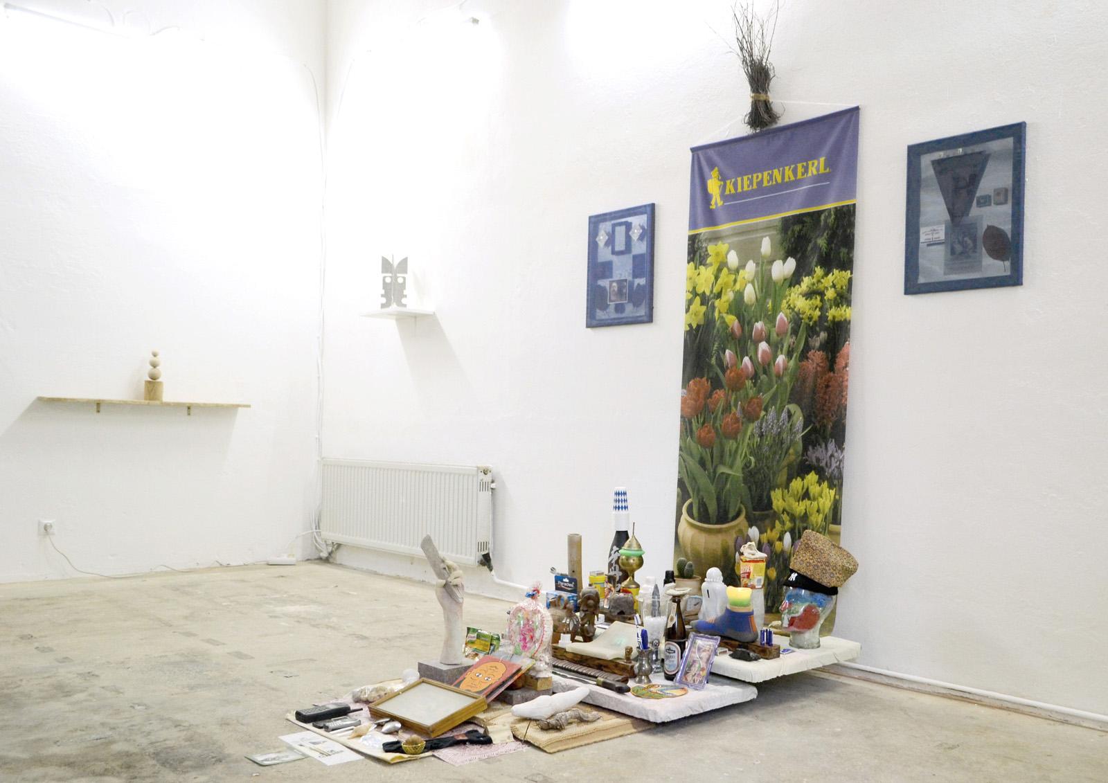 Michel Aniol Kunst Berlin Art Artist Objects
