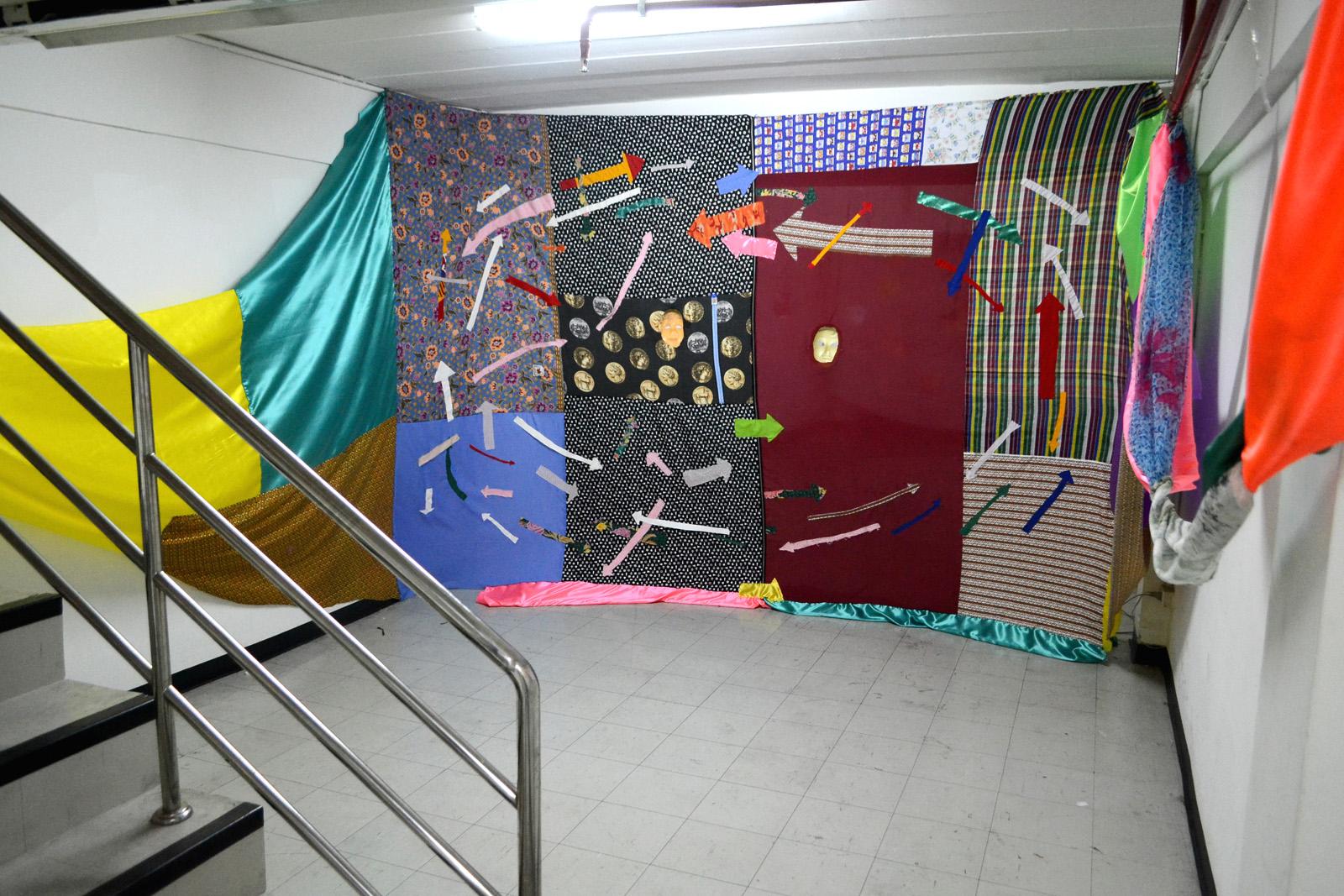 Michel Aniol Installation Künstler Berlin Spoiler Art Objects Kunst Artist