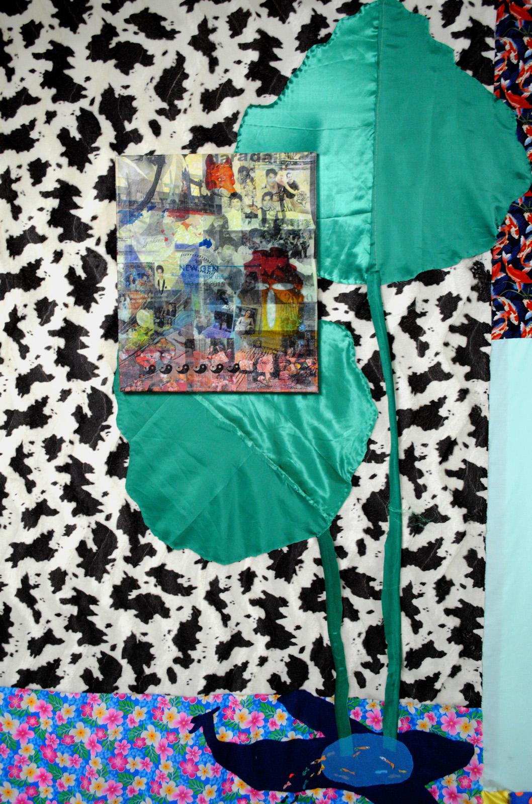Michel Aniol Installation Künstler Berlin Art Objects Kunst Artist Bangkok Sangnual lap