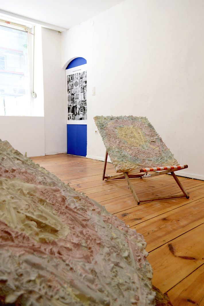 Michel Aniol Kunst Berlin Art Artist Künstler Installation